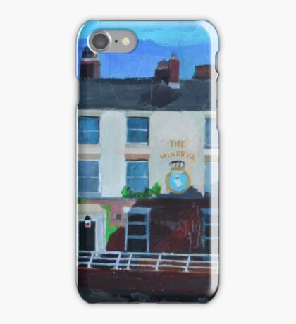 The Minerva, Hull iPhone Case/Skin