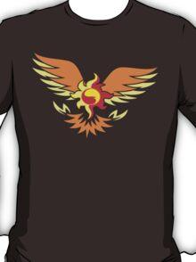Sunset Shimmer phoenix cutie mark T-Shirt