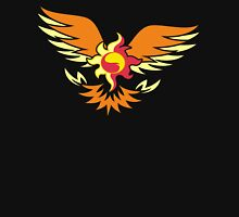 Sunset Shimmer phoenix cutie mark Unisex T-Shirt