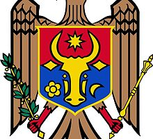 Coat of Arms of Moldova by abbeyz71