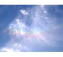 cloudbow Photographic Print