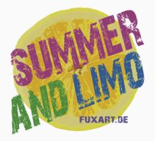 summer and limo by fuxart