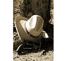 Colt 45 Photographic Print