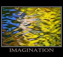 Imagination Inspirational Art by Christina Rollo