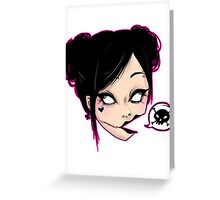 APB Reloaded Cool Lolo Greeting Card