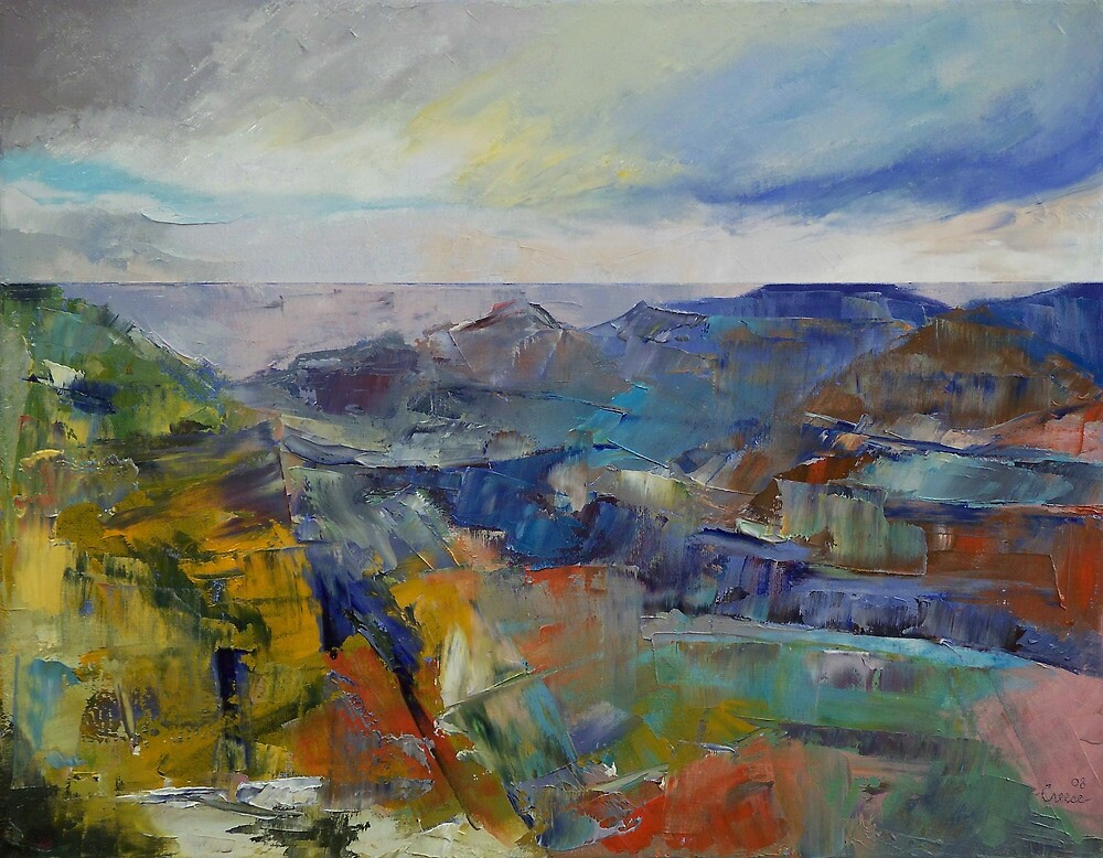 Grand Canyon by Michael Creese