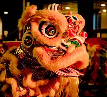 Lion Dance on George street... Feb 21 2010 by pobert