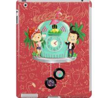 Rock 'n' Roll Cuckoo Clock iPad Case/Skin