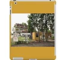 """Distant Kin... Our Kind in Florida""... prints and products iPad Case/Skin"