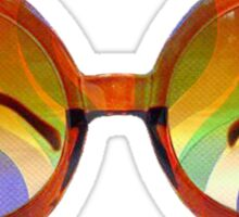 Psychedelic Shades II Sticker