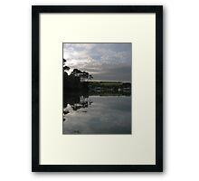 MIRRORLAND 2 Framed Print