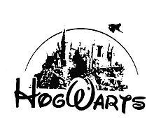 hogwarts castle as disney castle by sogomug