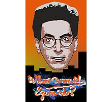 What would Egon do? Photographic Print