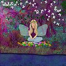 Teen Fairy's Magical Space by Sherryll  Johnson