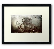 Something To Believe In Framed Print