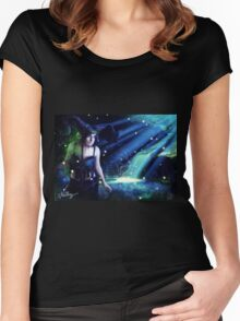 ~: Faun by Nathy :~ Women's Fitted Scoop T-Shirt