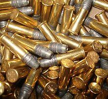 Ammo #2 by Mike Edmondson