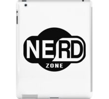 Nerd Zone iPad Case/Skin