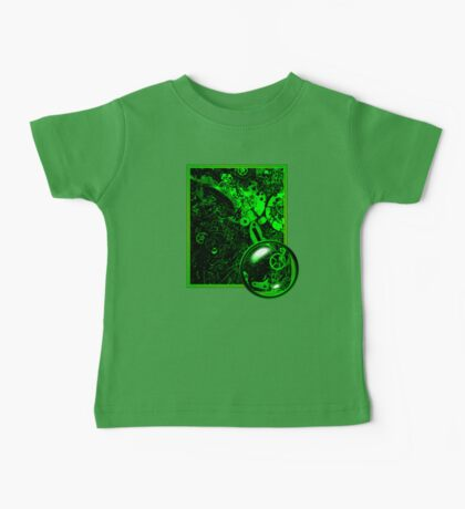 Timepiece Cogs  Baby Tee