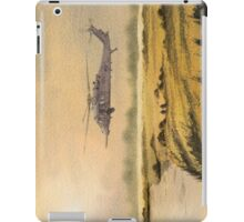 Pave Hawk Helicopter HH-60 On A Mission iPad Case/Skin