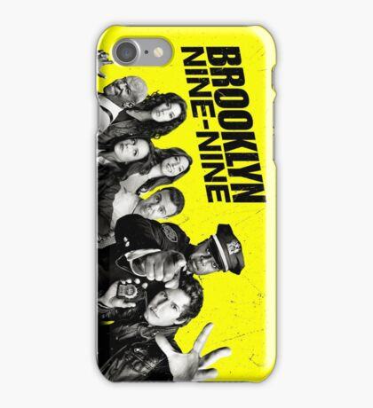 Brooklyn Nine Nine iPhone Case/Skin