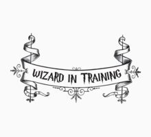 Wizard in Training Kids Clothes
