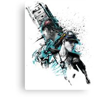 APB Reloaded Cool Enforcer Boy and Girl Canvas Print