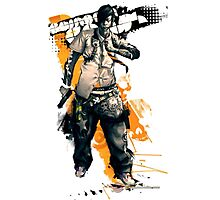 APB Reloaded Cool Enforcer Boy Photographic Print