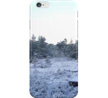 Winter in Glenmore, Cairngorms iPhone Case/Skin