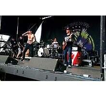 The Story So Far - Warped Tour 2014 Photographic Print