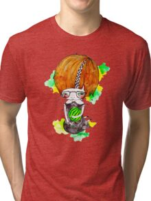 Watermelon Tears Tri-blend T-Shirt