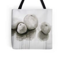 Fruit in India Ink Tote Bag