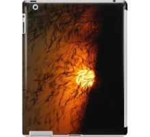 Free State Sunset - Petrusburg, South-Africa  iPad Case/Skin