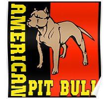 AMERICAN PIT BULL-2 Poster