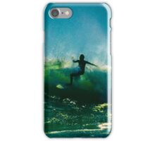 Riding The Crest iPhone Case/Skin