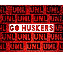 University of Nebraska Photographic Print