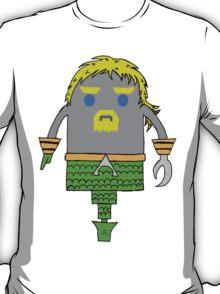 Aqua Pogo T-Shirt