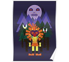 Majora's Forest Poster