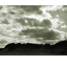 darkened dune Photographic Print