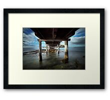 Botany Underbridge Framed Print