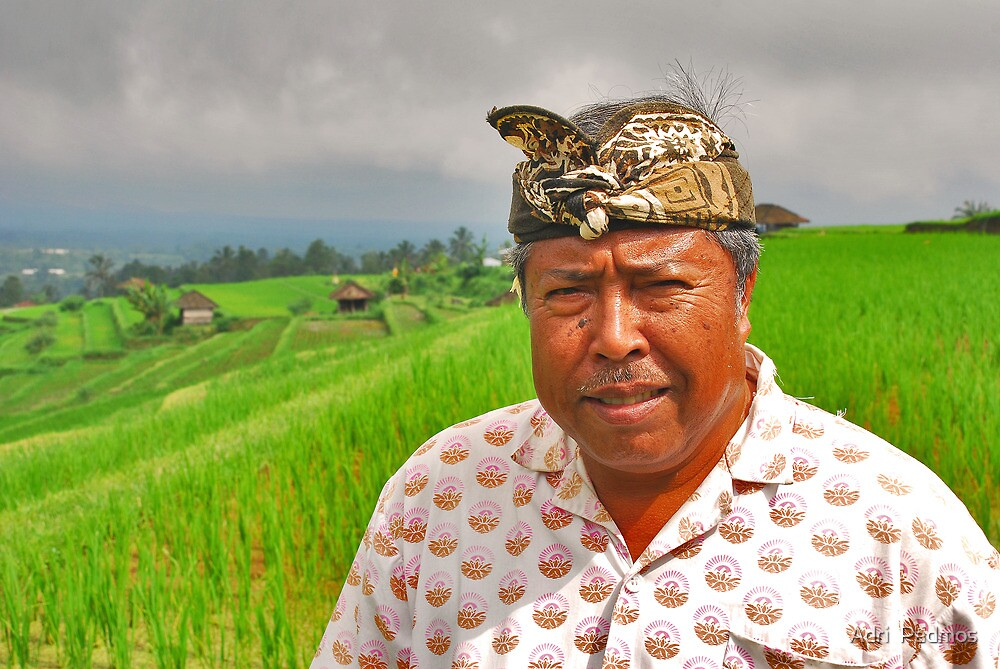 People of Bali 3 by Adri  Padmos