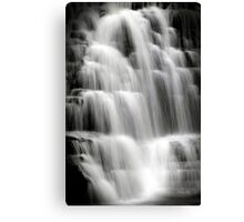 Waterfall Cascade Canvas Print