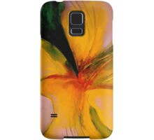 Tropics..Frangipani Night Samsung Galaxy Case/Skin