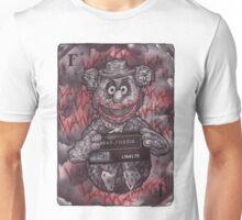 Fozzie Bear Joker Unisex T-Shirt