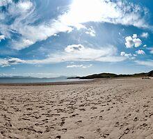Newborough Beach 360 Panorama by ASBO-Allstar
