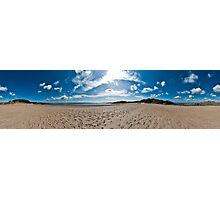 Newborough Beach 360 Panorama Photographic Print