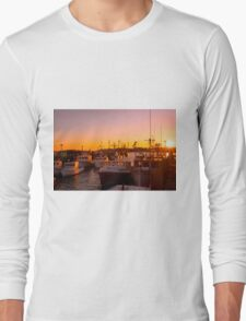 Safe In Stonington Long Sleeve T-Shirt