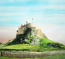 Lindisfarne by Jan Szymczuk