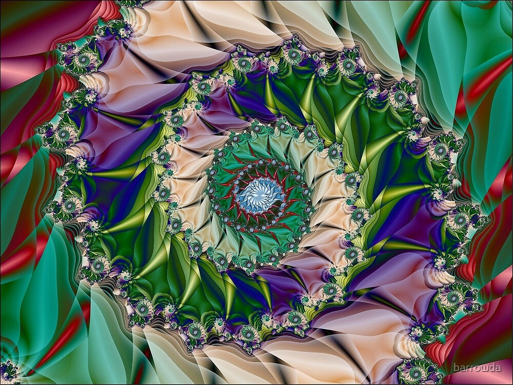 Chiffon Spiral  (FSK3909) by barrowda
