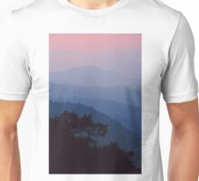 SMOKY MOUNTAIN SUNRISE Unisex T-Shirt